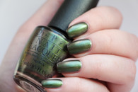 OPI Nail Polish - Green on the Runway (C18)