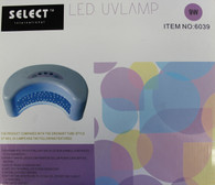 Select LED UV Lamp - 6039 (9 Watt)