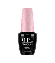 OPI Gelcolor - Small + Cute = ♥ (GC H84)