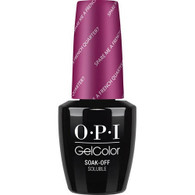 OPI Gelcolor - Spare Me a French Quarter? (GC N55)