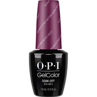 OPI Gelcolor - What's the Hatter With You (GC BA3)