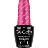 OPI Gelcolor - Pink Flamenco (GC E44)