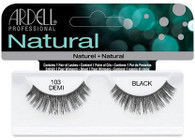 Ardell Eyelashes - Natural Black 103 (65084)