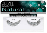 Ardell Eyelashes - Natural Black 109 (65003)