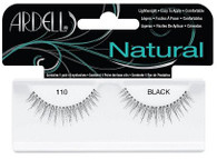 Ardell Eyelashes - Natural Black 110 (65004)
