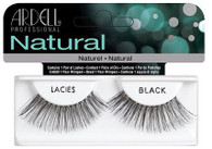 Ardell Eyelashes - Natural Lacies Black (65022)