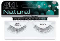 Ardell Eyelashes - Natural Luvies Black (65016)