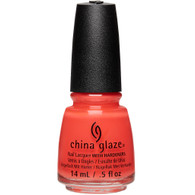 China Glaze Nail Polish - 'Tis the Sea-Sun (1487)