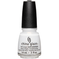 China Glaze Nail Polish - Snow Way! (1483)