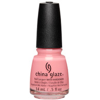 China Glaze Nail Polish - Eat, Pink, Be Merry (1485)