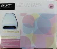 Select LED UV Lamp - 6030 (8 Watt)