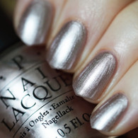 OPI Nail Polish - Press * for Silver (G47)