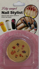 Starlight Nail Transfer Plate Tool - A10