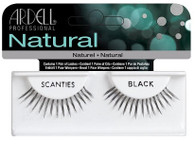 Ardell Eyelashes - Natural Scanties Black (65017)