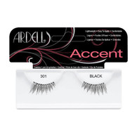 Ardell Eyelashes - Natural Accent Black (61301)