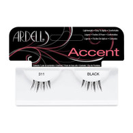 Ardell Eyelashes - Natural Accent Black (61311)