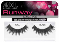 Ardell Eyelashes - Natural Runaway Tyra Black (65008)