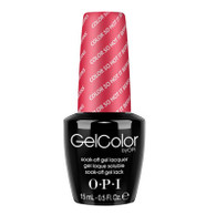 OPI Gelcolor - Color So Hot it Berns (GC Z13)
