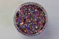 Starlight Nail Art Glitter - 98 Pink Diamonds (2 oz.)