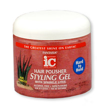 Fantasia - Hair Polisher Styling Gel Hard to Hold (16 oz.)
