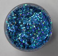 Starlight Nail Art Glitter - 96 Blue Diamonds (2 oz.)