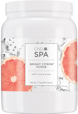 CND Spa - Bright Citron Scrub (60.8 oz.)