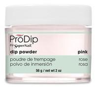 Super Nail Pro Dip Powder - Pink 2 oz. (Acrylic Dipping System)
