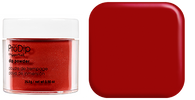 Super Nail Pro Dip Powder - Venetian Red  .9 oz. (Acrylic Dipping System)