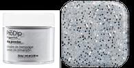 Super Nail Pro Dip Powder - Static Silver .9 oz. (Acrylic Dipping System)