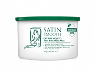 Satin Smooth Pot Wax - Citrus Mojito Thin Film Hard Wax