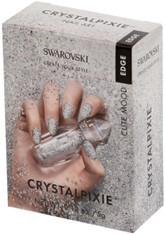 Swarovski Crystal Pixie - White Ballet