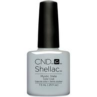 CND Shellac - Mystic Slate