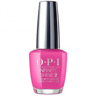 OPI Infinite Shine - No Turning Back From Pink Street (ISL L19)