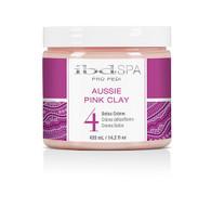 IBD Spa Pro Pedi - Aussie Pink Clay (Detox Creme) 14oz