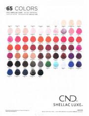 CND Shellace Luxe - Pink Bikini #134 (.42 oz.)