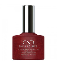 CND Shellace Luxe - Dark Lava #110 (.42 oz.)