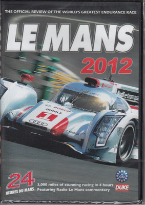 Le Mans 2012: The Official Review of The World's Greatest Endurance Race DVD