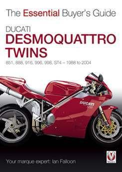 Ducati Desmoquattro Twins - The Essential Buyer's Guide