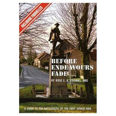 Before Endeavours Fade: Soft Cover