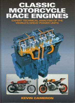 Classic Motorcycle Race Engines