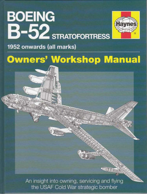 Boeing B-52 Stratofortress 1952 Manual