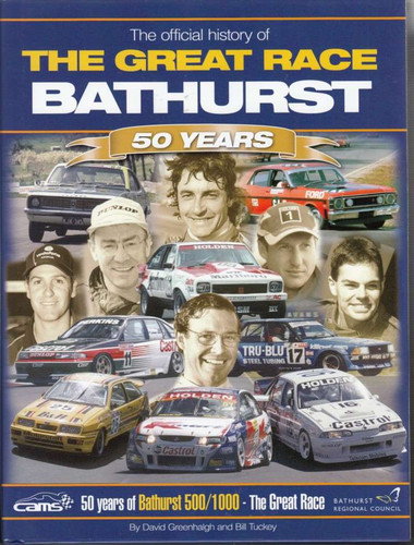 The Great Race Bathurst 50 Years