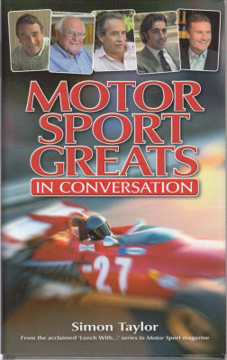 Motor Sport Greats In Conversation