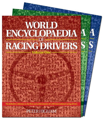 World Encyclopedia of Racing Drivers
