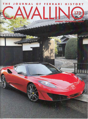 Cavallino The Enthusiast's Magazine of Ferrari Number 172 August 2009
