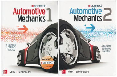 Automotive Mechanics 2 Volume Set (9th edition)