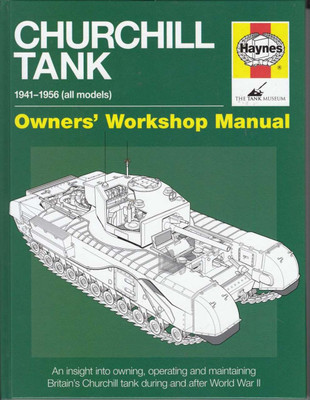 Churchill Tank 1941-1956 Manual
