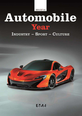 Automobile Year 2013 - 2014 (No. 61)