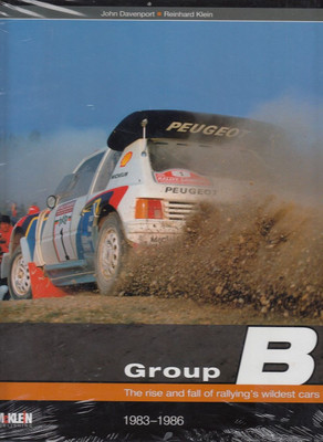 Group B - The rise and fall of rallying's wildest cars
