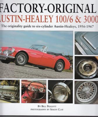 Factory-Original Austin-Healey 100/6 & 3000